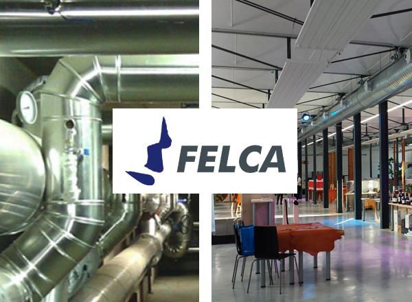 logotipo de FELCA SERVICIO SA